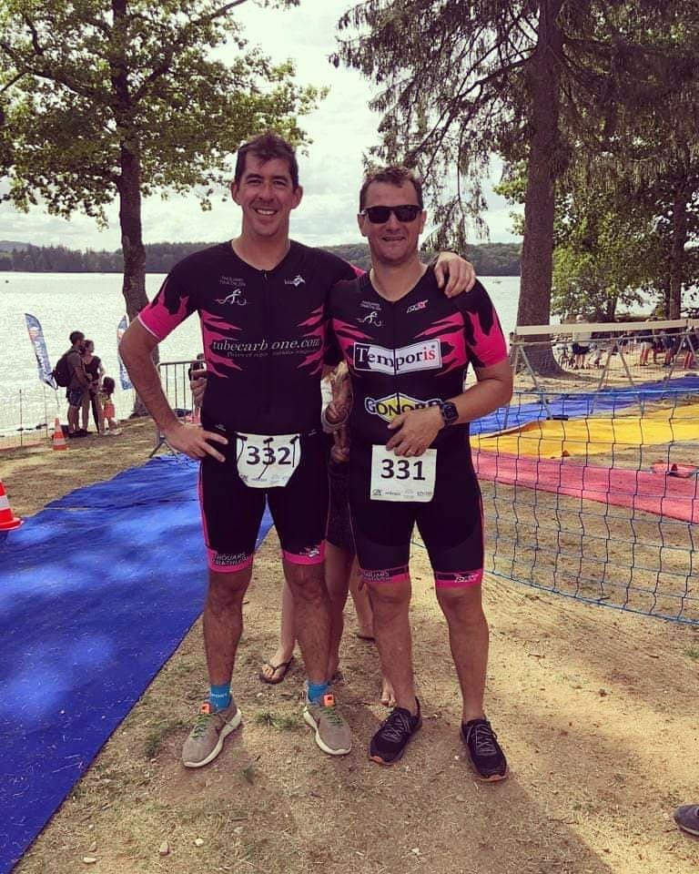 Triathlon des settons